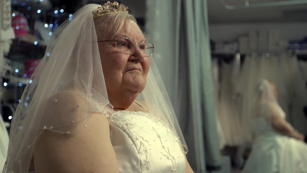 81-year-old Margaret prepares to marry in I Do at 92 (Credit: Channel 4 Television / Transparent Television Ltd)