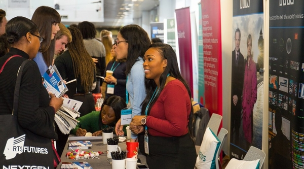 RTS Futures Careers Fair 2018 (Credit: Paul Hampartsoumian)