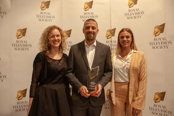 Sue Kenderdine, Simon Cohen and Laura Crane (Credit: Gavin McCrae)