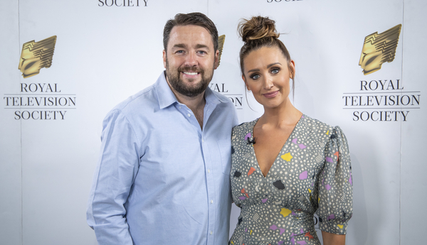 Jason Manford and Catherine Tyldesley (Credit: JesRPB Photography)