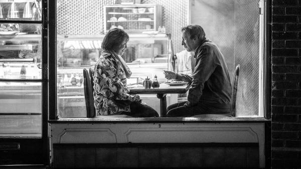 Olivia Colman and David Thewlis (credit: Sky)