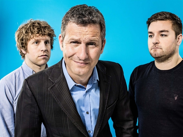 The Last Leg, Adam Hills, Alex Brooker, Josh Widdicome