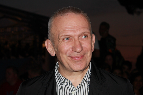 Jean Paul Gaultier (Credit: Bernard Boyé via Creative Commons)