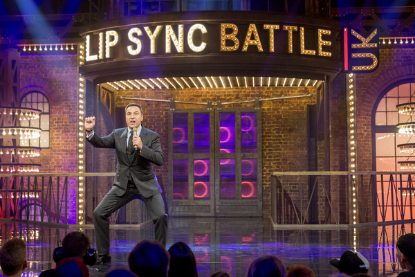 David Walliams, Lip Sync Battle, UK, Mel B, Professor Green