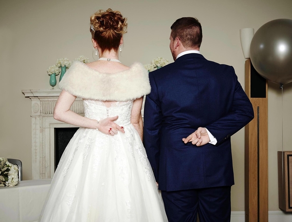 Emma and James get Married at First Sight
