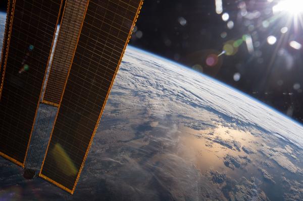 Out of this world: NASA TV will make a presentation at this year's IBC (Credit: NASA)