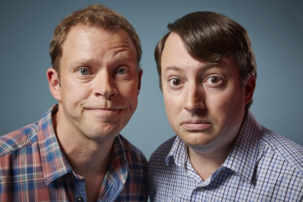 Robert Webb and David Mitchell (Credit: Channel 4)