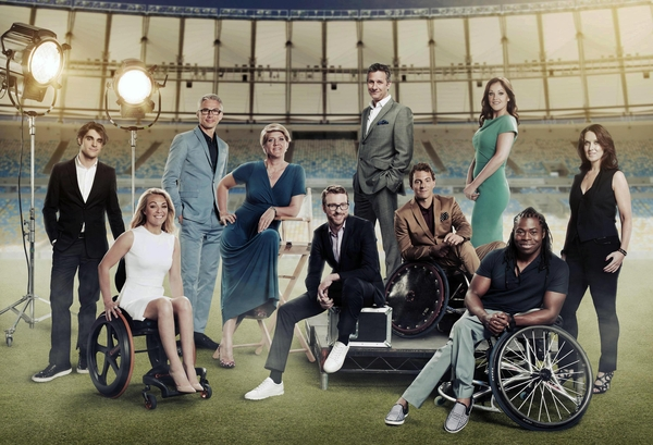 Channel 4, Paralympic Games, sports,