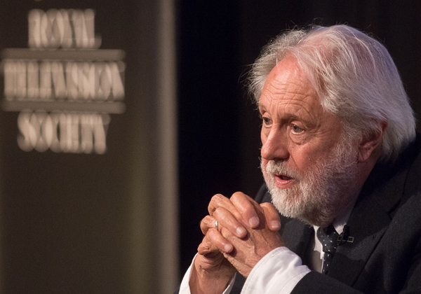 Lord Puttnam (Credit: RTS/Paul Hampartsoumian)