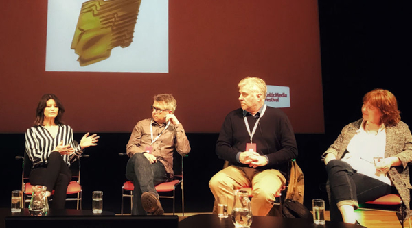 Amanda Rees, Gethin Scourfield, Adrian Bate, and Maggie Russell