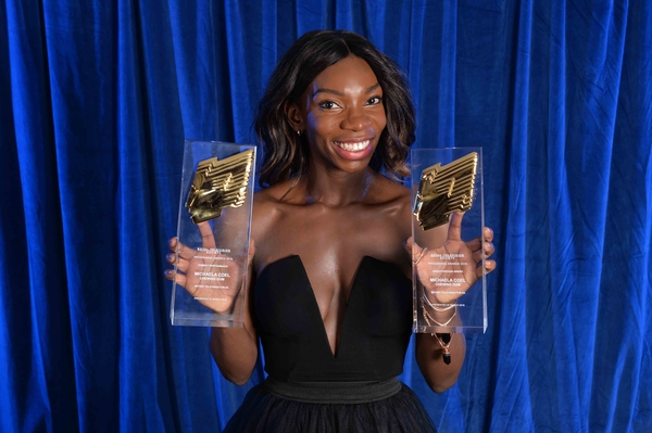 Michaela Coel. Picture by Richard Kendal.