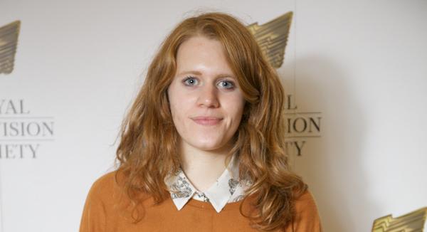 RTS Bursary Student Suzanne Pearson (Credit: Paul Hampartsoumian)