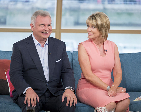 Eamonn Holmes and Ruth Langsford (Credit: ITV)