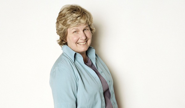 Sandi Toksvig to present the Women in Film and TV Awards (Credit: BBC)