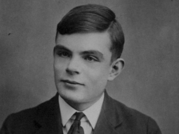 Alan Turing (Credit: WikiCommons)