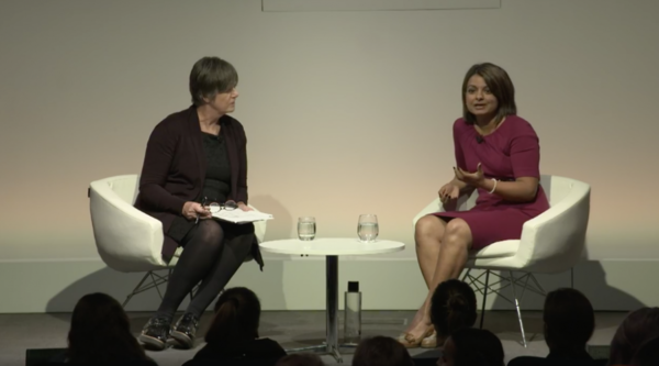 Darshna Soni in conversation with Deborah Kelly
