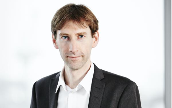 Jonathan Thompson, CEO of Digital UK