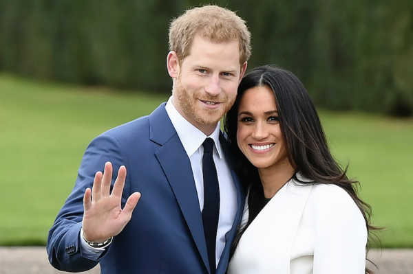 Prince Harry and Meghan Markle (Credit: BBC/Getty)