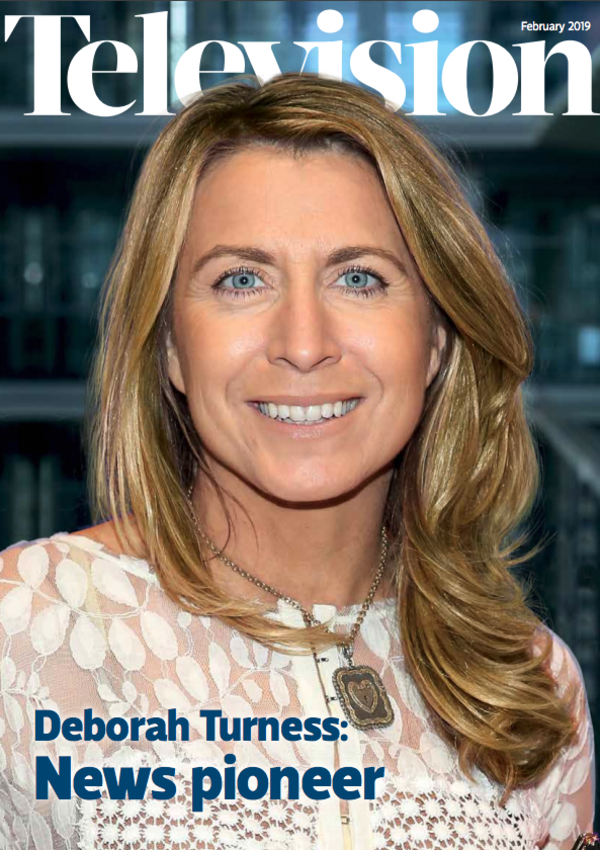 Television Magazine February 2019