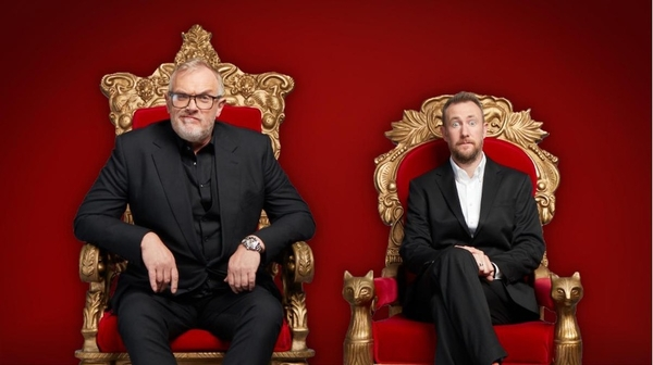 Greg Davies and Alex Horne (credit: Channel 4)