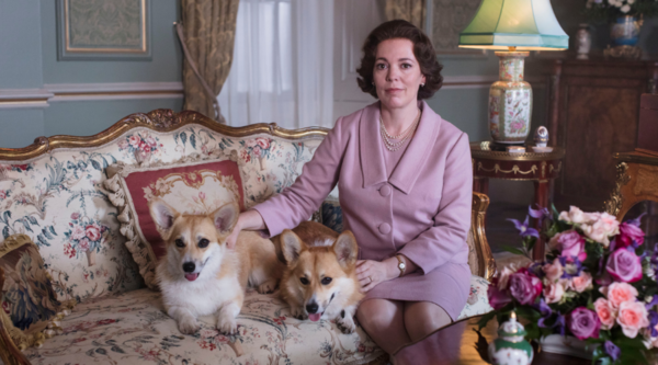 Olivia Colman as HRM Queen Elizabeth II (Credit: Sophie Mutevelian)