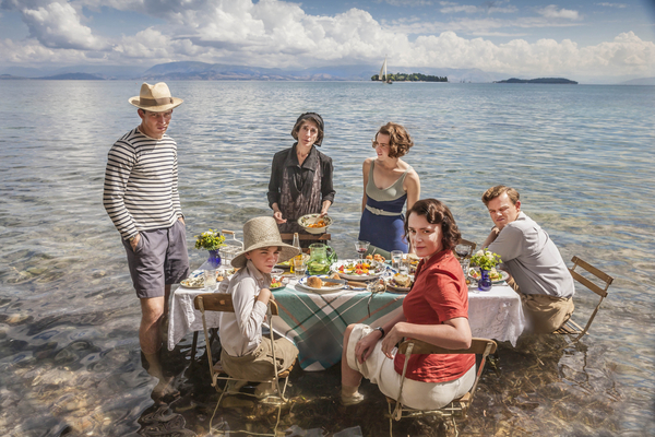 The Durrells (credit: ITV)