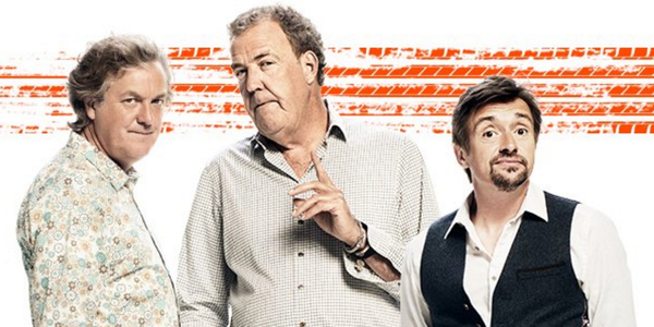 The Grand Tour (Credit: Amazon)