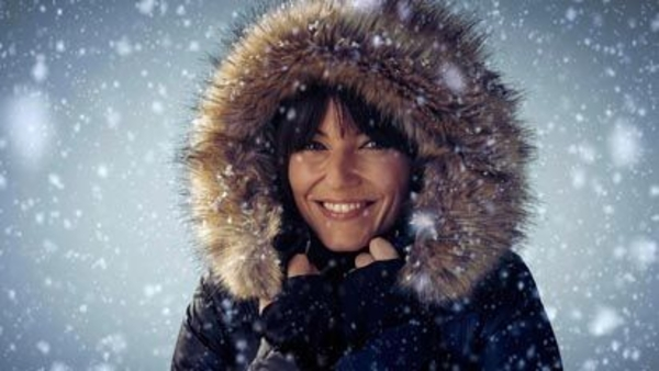 Davina McCall, Channel 4, The Jump