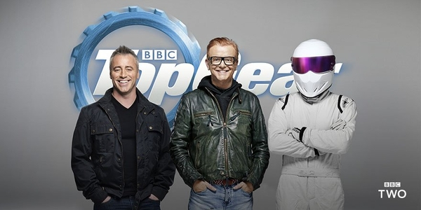 Matt Le Blanc, Stig, top Gear, Chris Evans