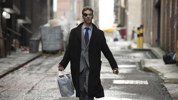 Benedict Cumberbatch in Patrick Melrose (Credit: Sky)
