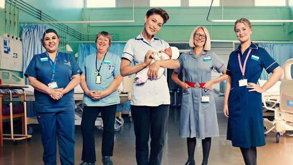 W show Emma Willis: Delivering Babies (Credit: UKTV)