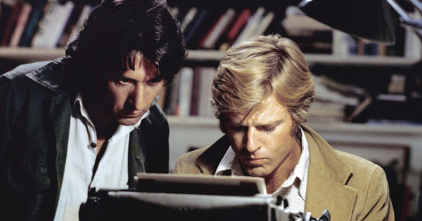 All the President's Men (Credit: Warner Bros)