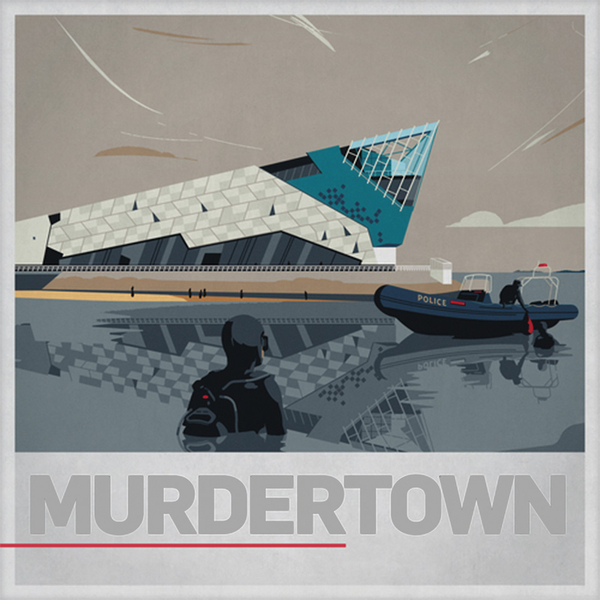 C+I's most popular original show, Murdertown featuring Hull (Credit: A&E Networks)