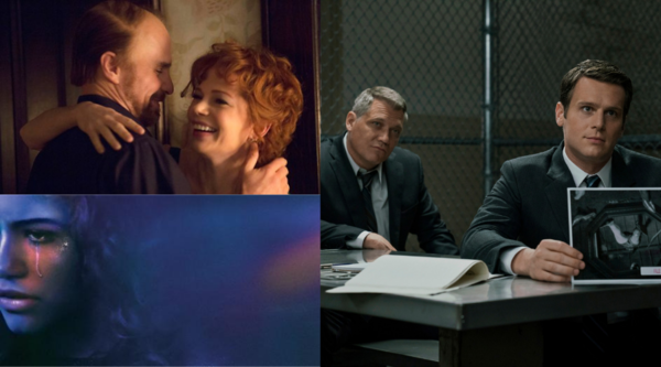 Mindhunter, Euphoria and Fosse/Verdon