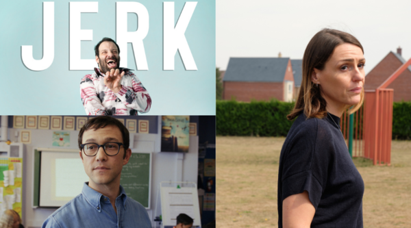 Jerk, Mr Corman and I Am Victoria (credit: BBC/Apple TV/Channel 4)
