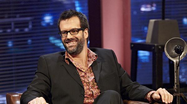 Marcus Brigstocke on Alexander Armstrong's Big Ask (Credit: UKTV)