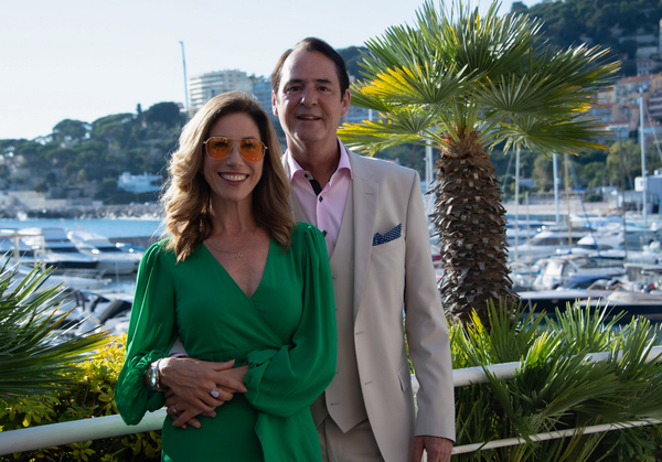 Gaynor Faye and Neil Morrissey (Credit: BBC)