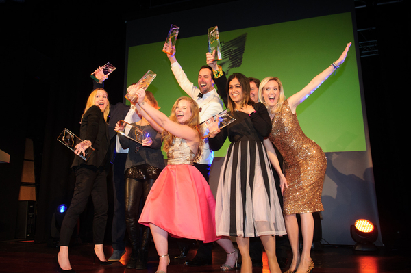 RTS Southern Awards 2019 (Credit: Rob Dunning/Solent Studios)