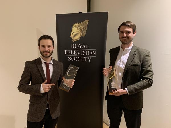 RTS East Awards 2019