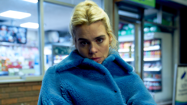 Billie Piper as Suzie (credit: Sky)