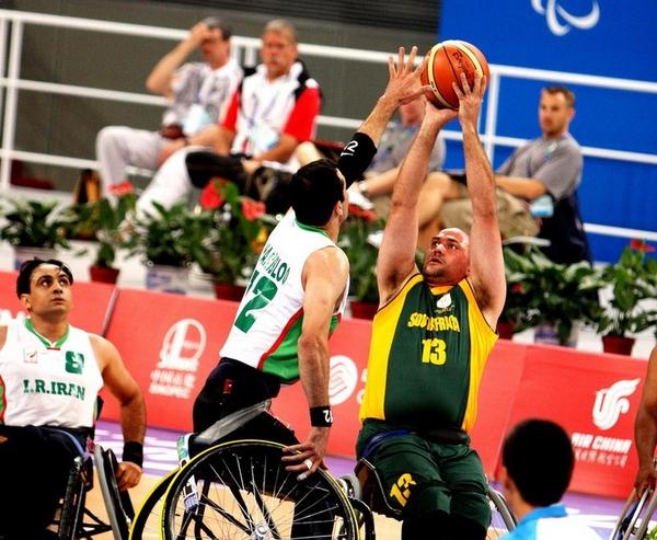 China, Beijing, Paralympics, 2008