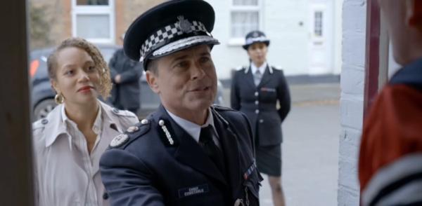 Rob Lowe (Credit: ITV)