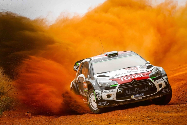 World Rally Championship, Channel 5, television, sport, driving, motorsport