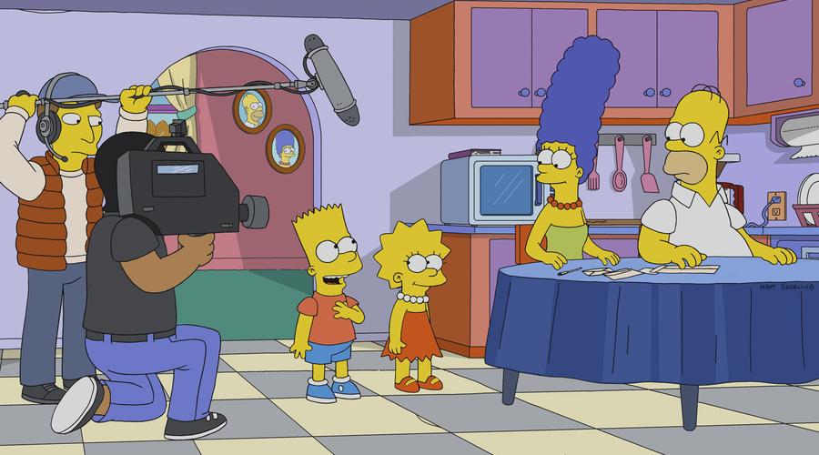 The Simpsons (Credit: 20th Century Fox/Sky)