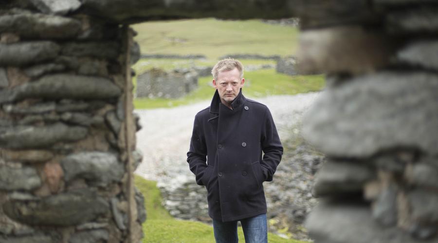 ouglas Henshall starred as DI Jimmy Perez in the Scottish BAFTA-winning drama Shetland (Credit: BBC/ITV Studios/Mark Mainz)
