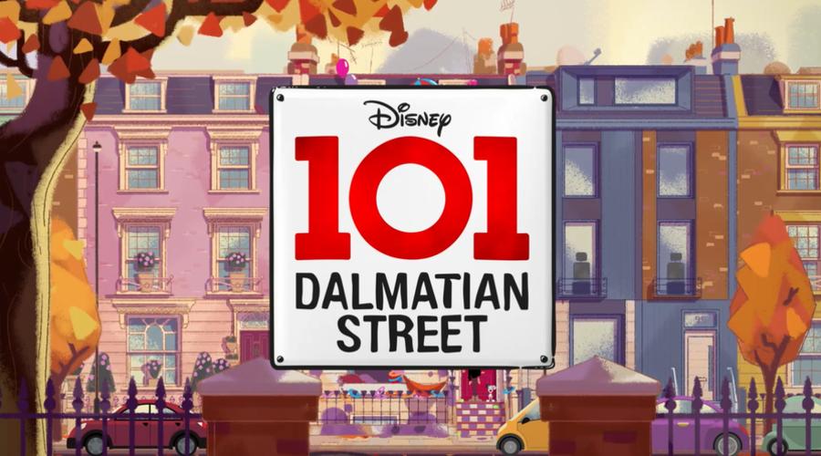 Paloma Faith stars in Disney's new 101 Dalmatian Street