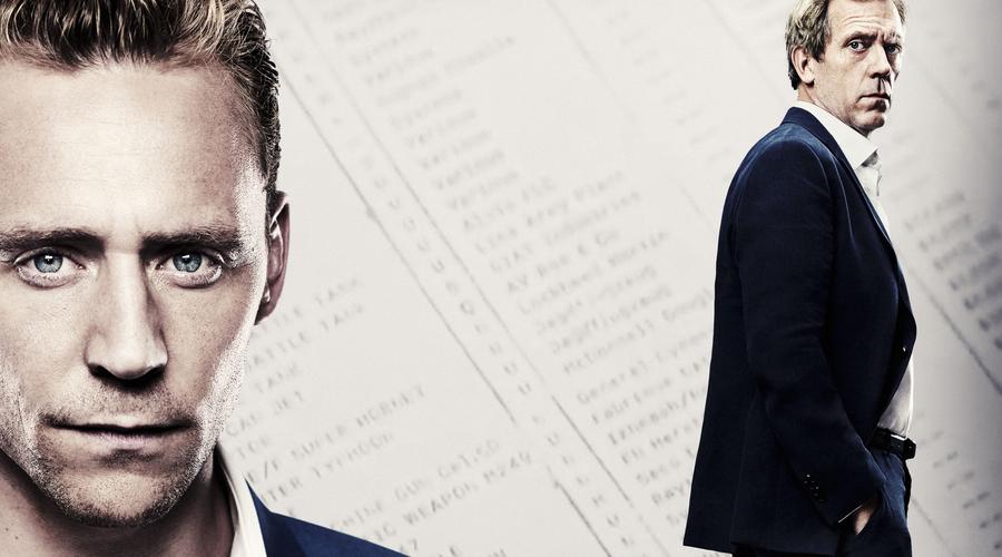 Hugh Laurie, Tom Hiddleston, BBC