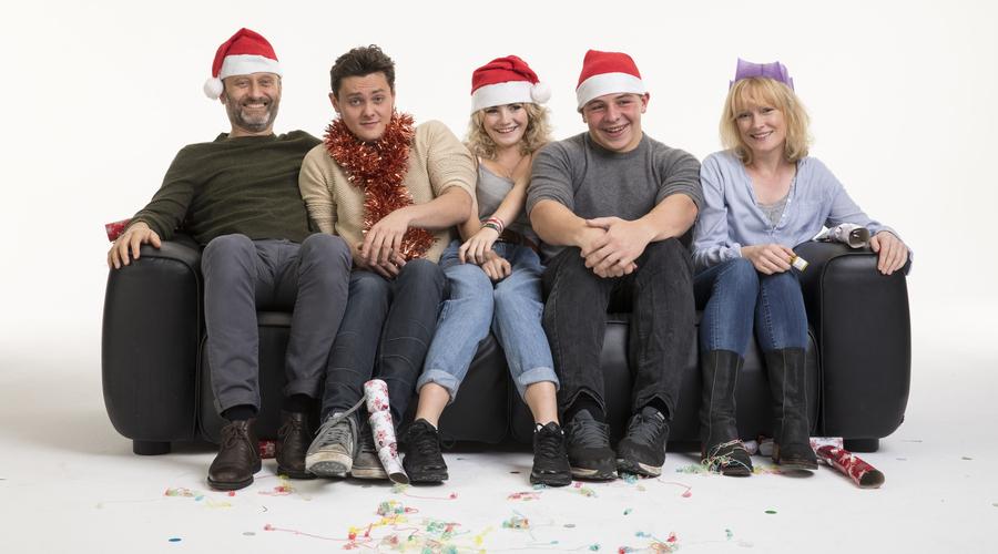 Outnumbered BBC 1 Xmas