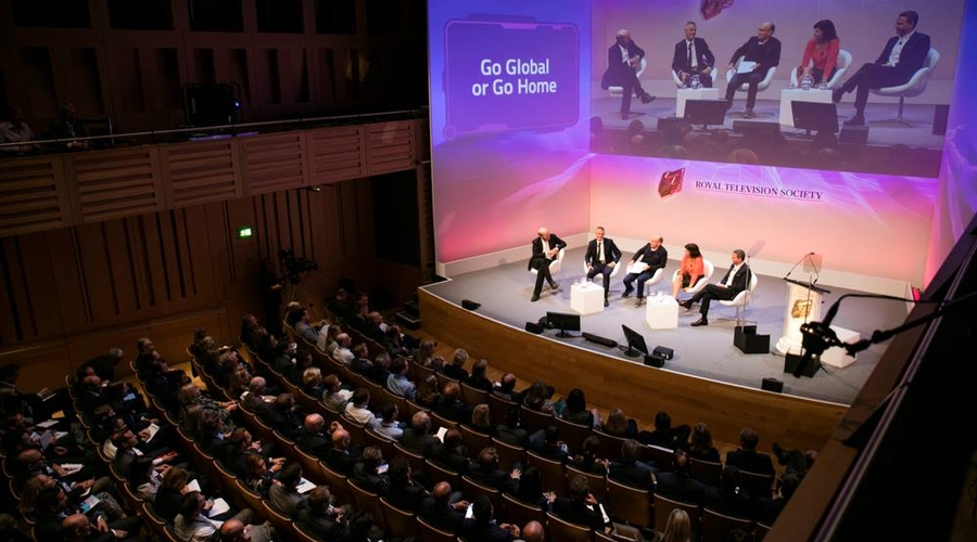 'Go Global or Go Home' at the RTS London Conference 2016 (Credit: Paul Hampartsoumian)