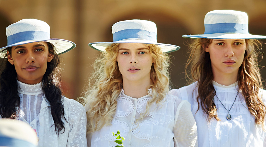 Picnic at Hanging Rock (Credit: BBC)